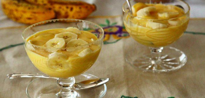 第187話 Banana custard /Rhubarb and custard  ~バナナカスタード/ ルバーブ&カスタード~